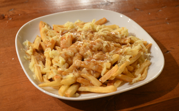 Poutine: Yes, I Am Canadian!