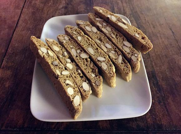 almond biscotti-sm